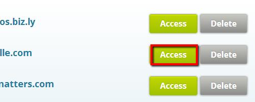 Access Premium-hosted Site