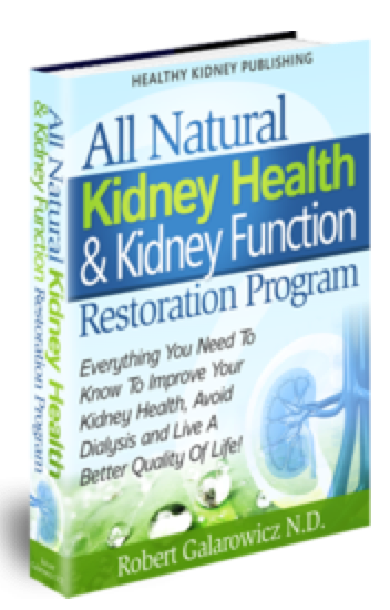 All Natural Kidney icon