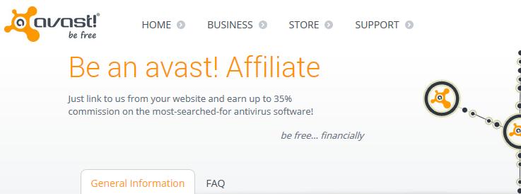 Avast Antivirus Affiliate Program