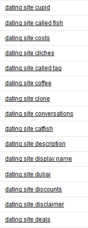 Dating Site - KeywordBuzz Results 1
