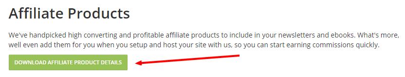 download affiliate product details