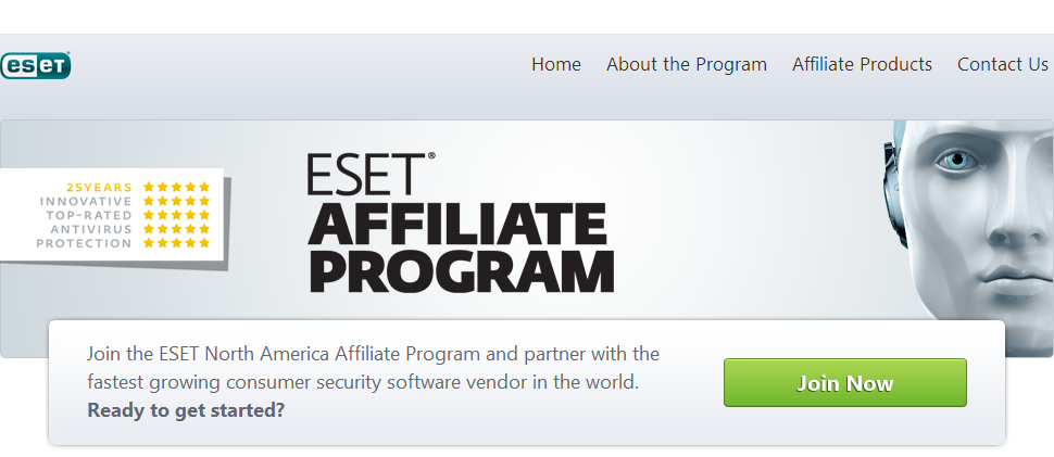 ESET Antivirus Affiliate Program