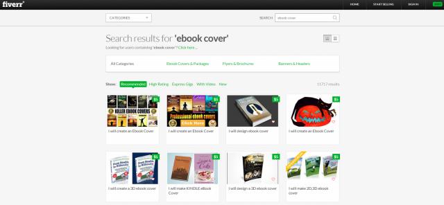 fiver ebook