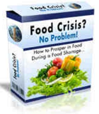 FoodCrisisNoProblem.com - Food Crisis Affiliate Program