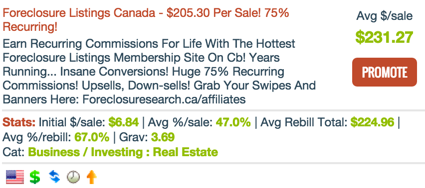 Foreclosure Listings Canada - Real, Estate Affiliate Programs
