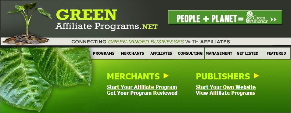 GreenAffiliatePrograms.Net
