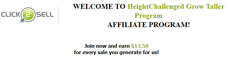 Click2Sell - HeightChallenged