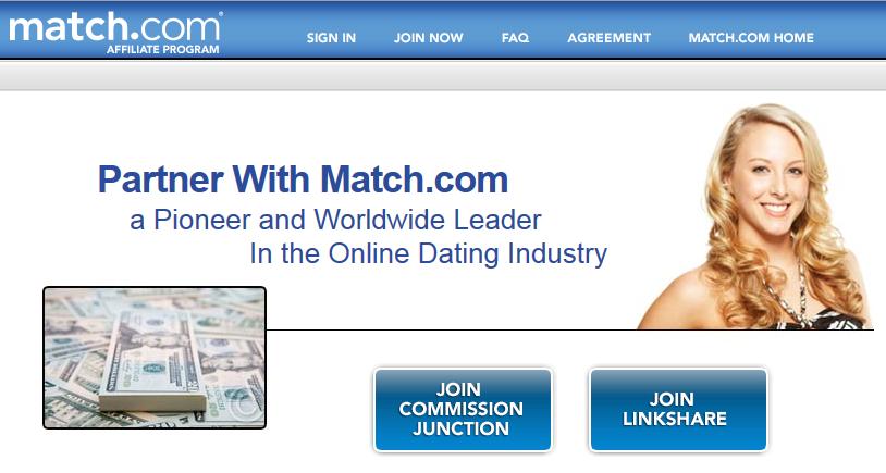 Match.com Affiliate Program