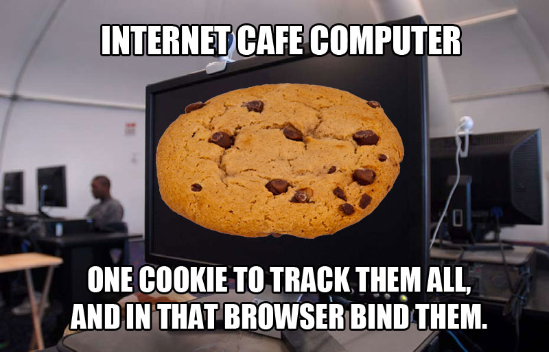 One cookie to track them all