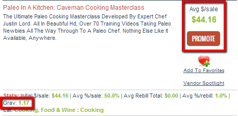 Paleo In A Kitchen: Caveman Cooking Masterclass Affiliate Program