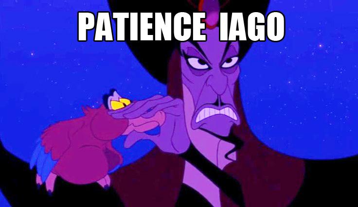 Patience Iago