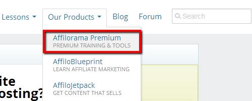 Premium Tab