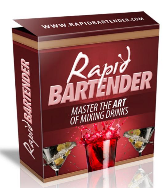 Rapid Bartender - Bartending Affiliate Programs