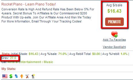 Rocket Piano Affiliate Program