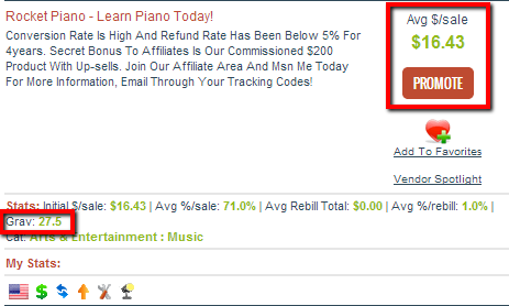 Rocket Piano Affiliate Program