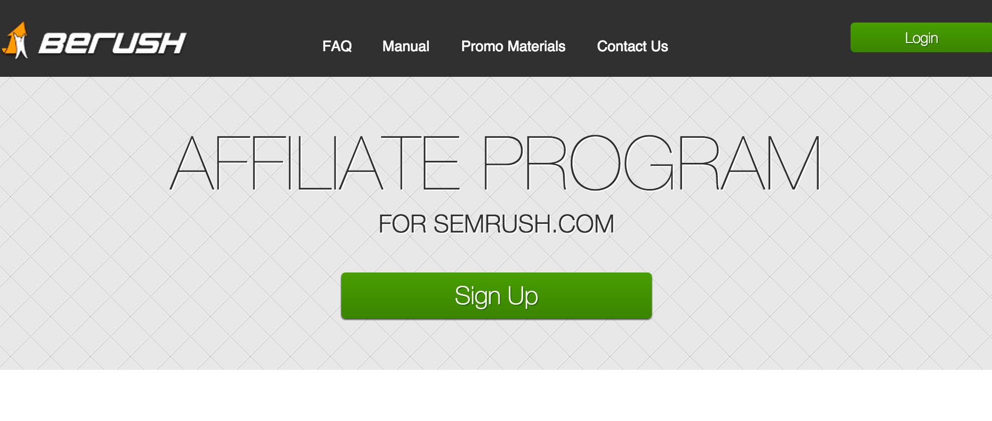 SEMRush - SEO Affiliate Programs