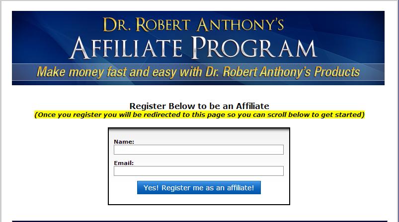 The Secret Of Deliberate Creation - Spiritual Affiliate Programs