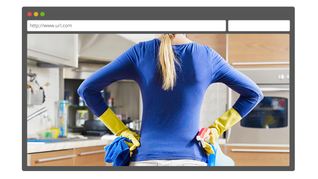 Website Spring Cleaning