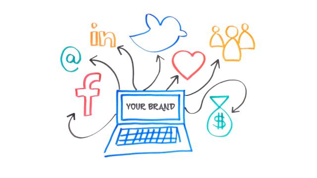 branded media distribution