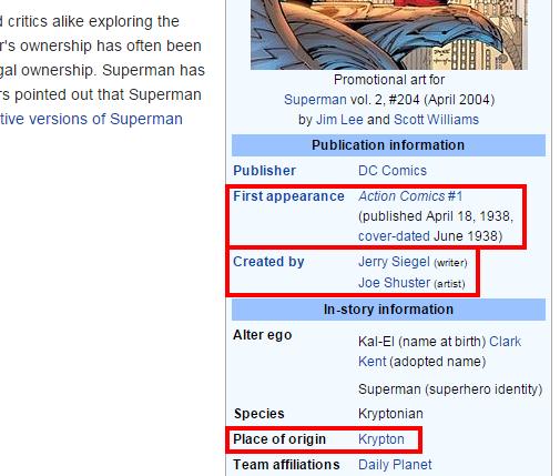 Superman Wiki