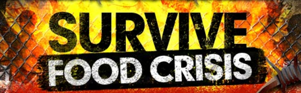 SurviveFoodCrisis.org - Food Crisis Affiliate Program