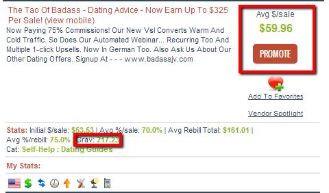 The Tao of Badass - ClickBank