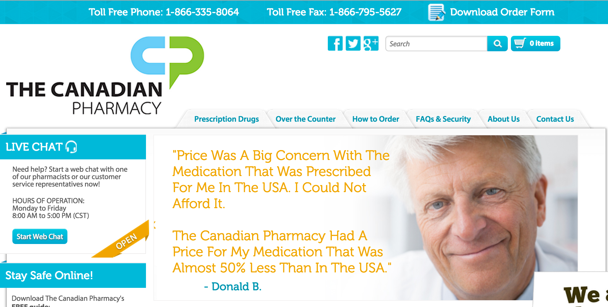 The Canadian Pharmacy - Pharmacy Affiliate Program