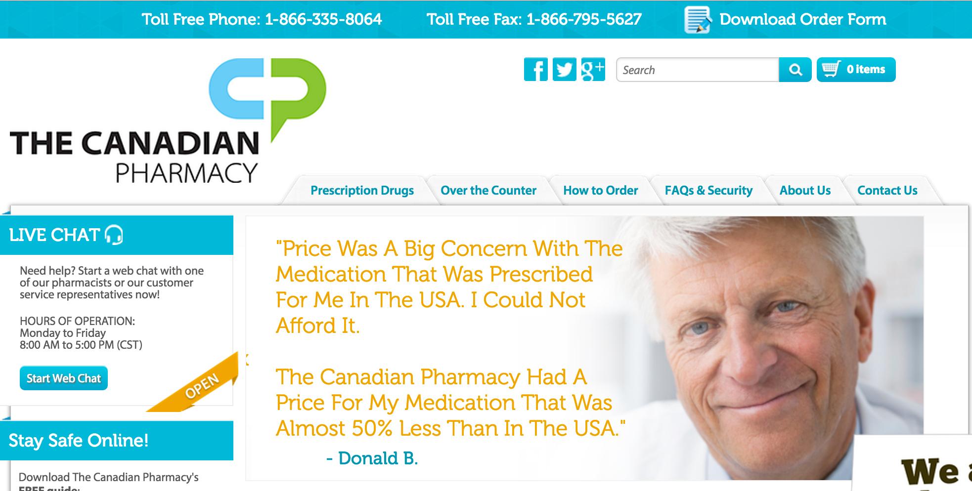 The Canadian Pharmacy - Pharmacy Affiliate Program