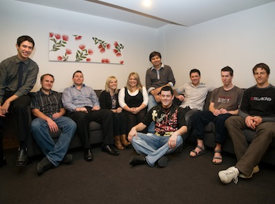 The team at Affilorama