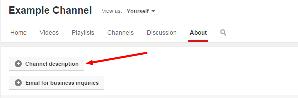 channel description