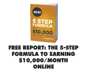 Affilorama Five Step Formula