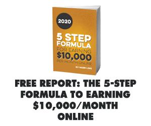 Affilorama Five Step Formula