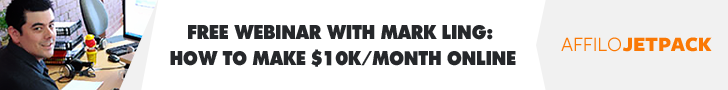 Free Webinar Replay - How to make $10k per MONTH Online