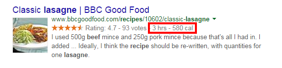 recipe rich text