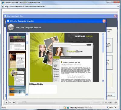 XsitePro 2.0 Image