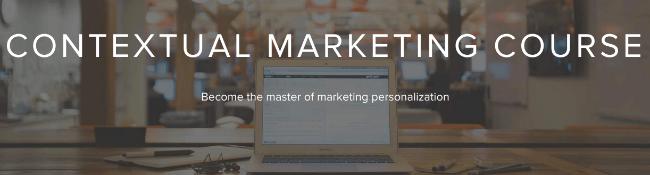contextual marketing course