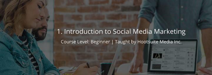 hootsuite social media training