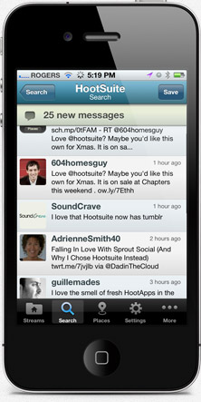 HootSuite Social Media Marketing