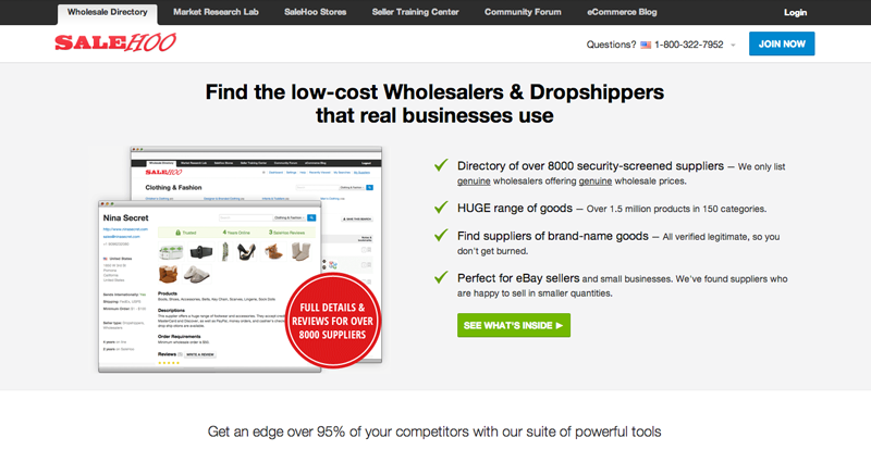Merchant website