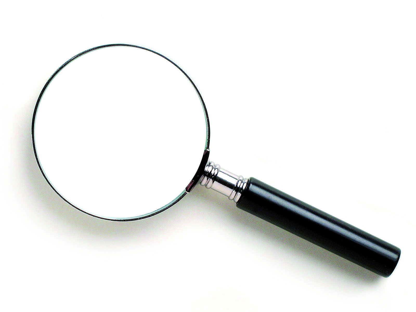 Realign your focus - magnifying glass