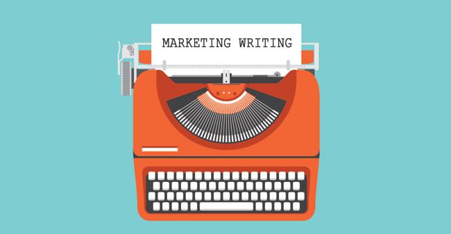 maketing writing