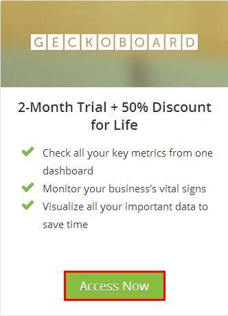 geckoboard discount