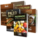 Paleohacks Cookbook by Paleo Recipe Team