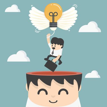 idea taking flight