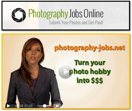 Photography Jobs Online - Photography Affiliate Programs