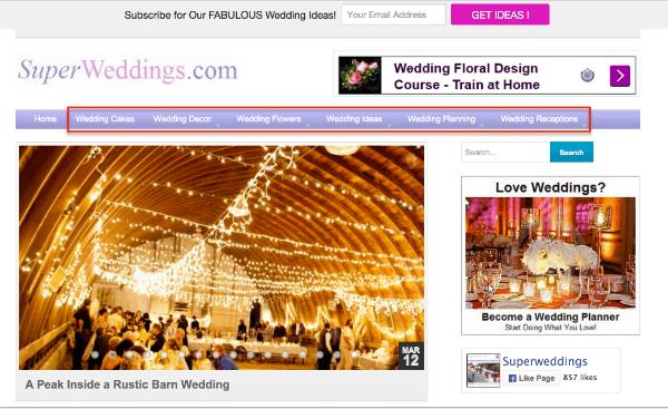 super weddings