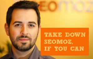 Rand Fishkin - Take down SEOMoz