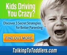 Talking to Toddlers - Parenting Affiliate Programs
