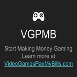 Video Games Pay My Bills (Small)