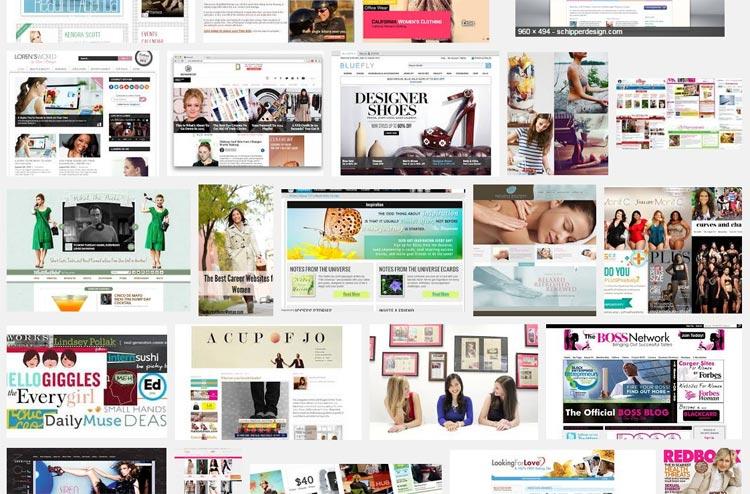 women's websites